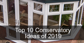 10 Modern UPVC Conservatory Ideas for 2019