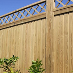 tongue and groove fence installation cost