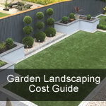 Garden Landscaping Cost Guide