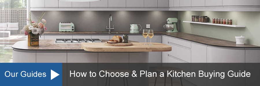 How to Choose & Plan a Kitchen