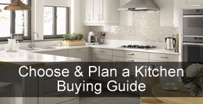 Choose & Plan a Kitchen Buying Guide