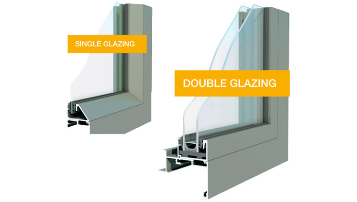 Single Vs Double Glazing