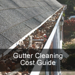 Gutter Cleaning Cost & Prices, UK Price List