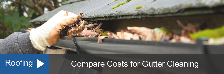 Gutter Cleaning Costs UK
