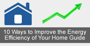 10 Ways To Improve Energy Efficiency In your Home
