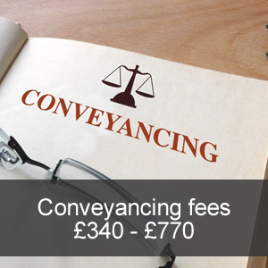 Conveyancing fees for moving house