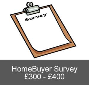 Moving House HomeBuyer Report / Survey