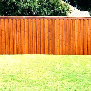 Natural Wood Fence Stain