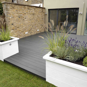 PVC Garden Decking