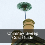 Chimney Sweep Cost, UK