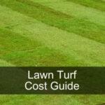 Garden Lawn Turf Cost