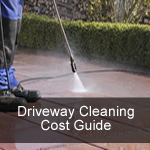 Driveway Cleaning Cost Guide