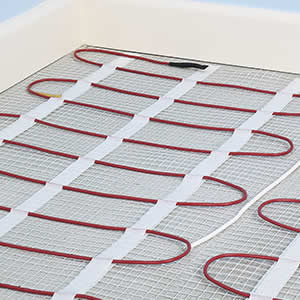 Electric Wire Underfloor Heating