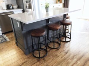 Large Portable Kitchen Island With Seating