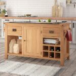 Wayfair portable kitchen island