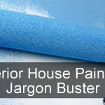 Interior House Painting Jargon Buster