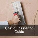 Cost of Plastering Guide