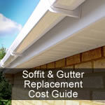 Soffit & Gutter Replacement Cost Guide