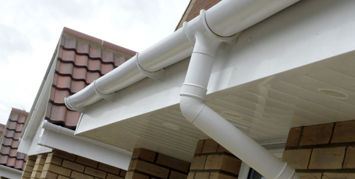 Soffit and Guttering Replacement Cost by Material